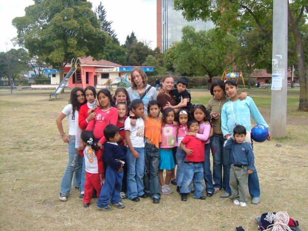 Ecuador Orphanage Volunteer