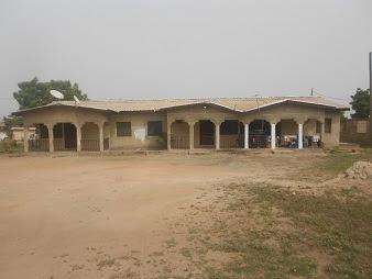 Host family in Ghana