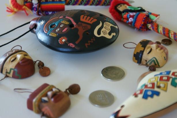 Peru Volunteer Jason Mar Jewelry
