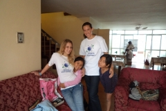 Talia Speaker and Emily Harper in Peru 2012 (2)