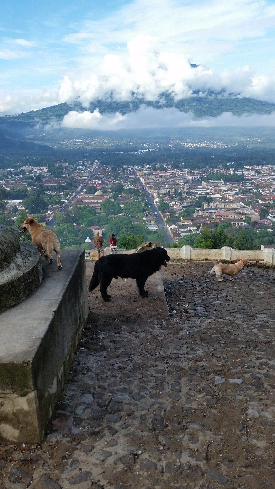 Cerro de la Cruz in Antigua Guatemala