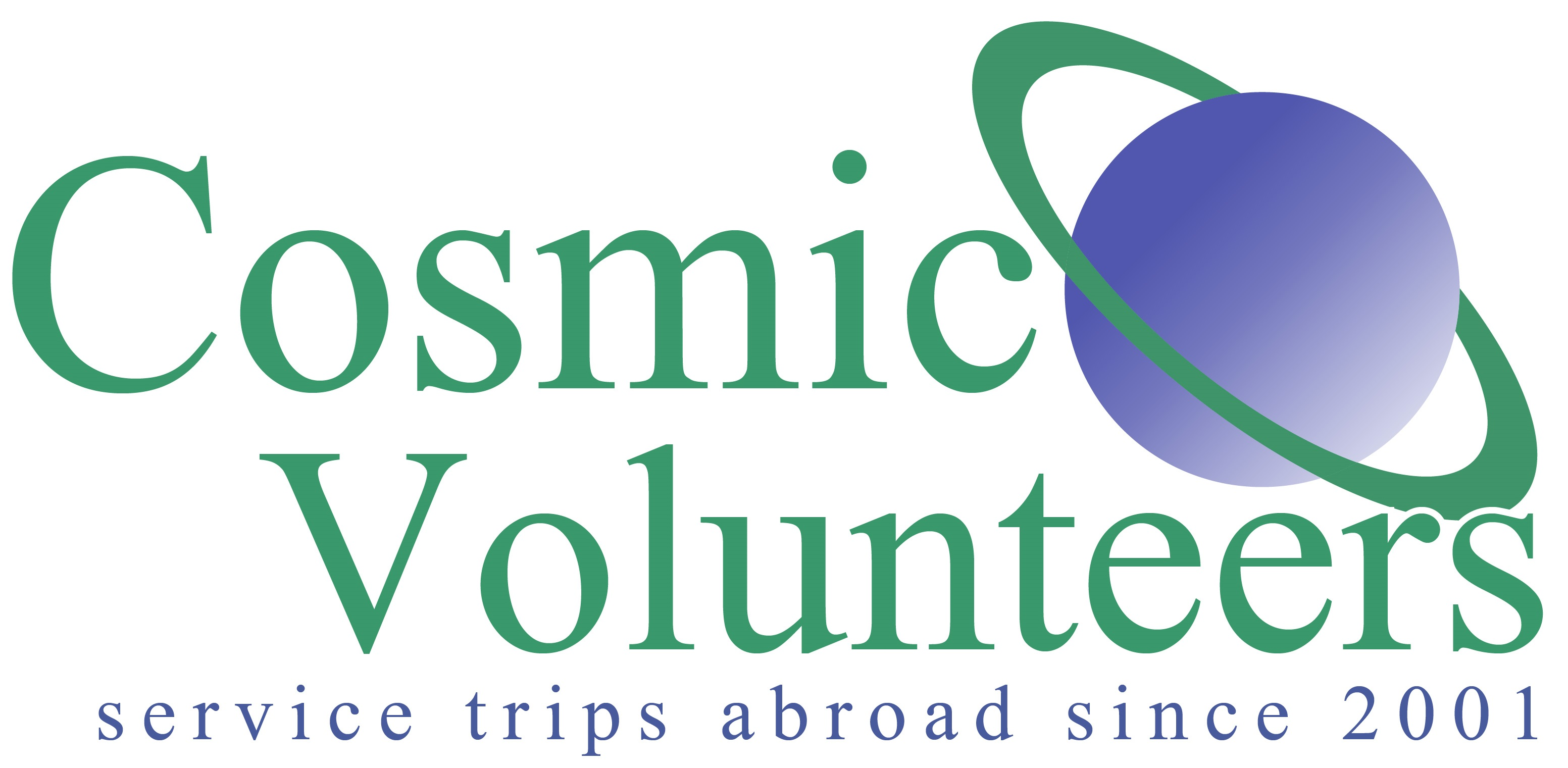 Cosmic Volunteers Logo