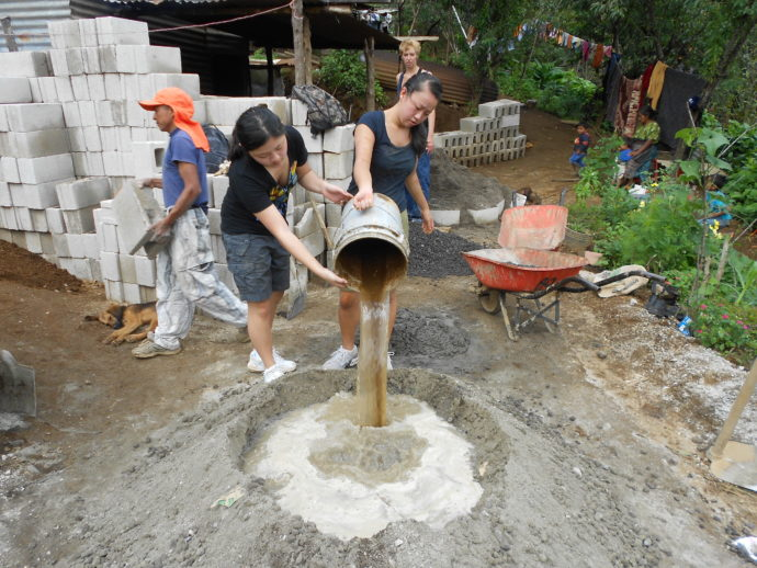 House Construction Volunteer in Guatemala