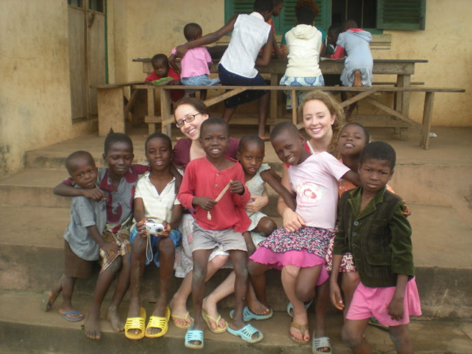 Ghana Orphanage Volunteering