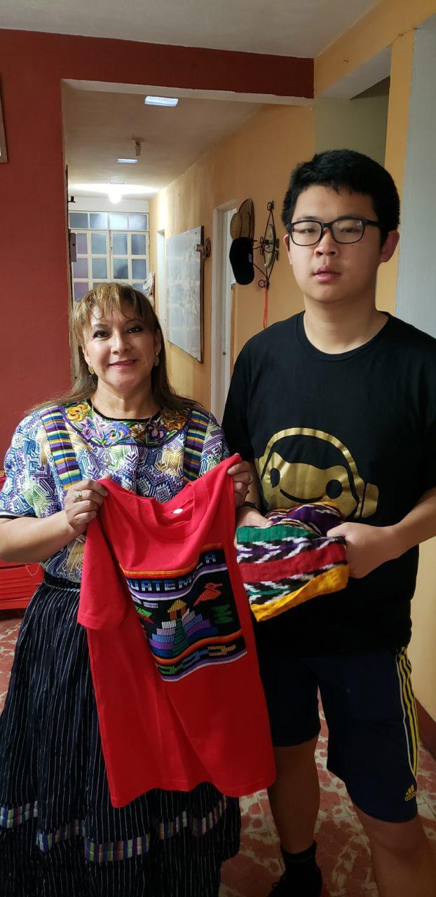 Host Family in Guatemala
