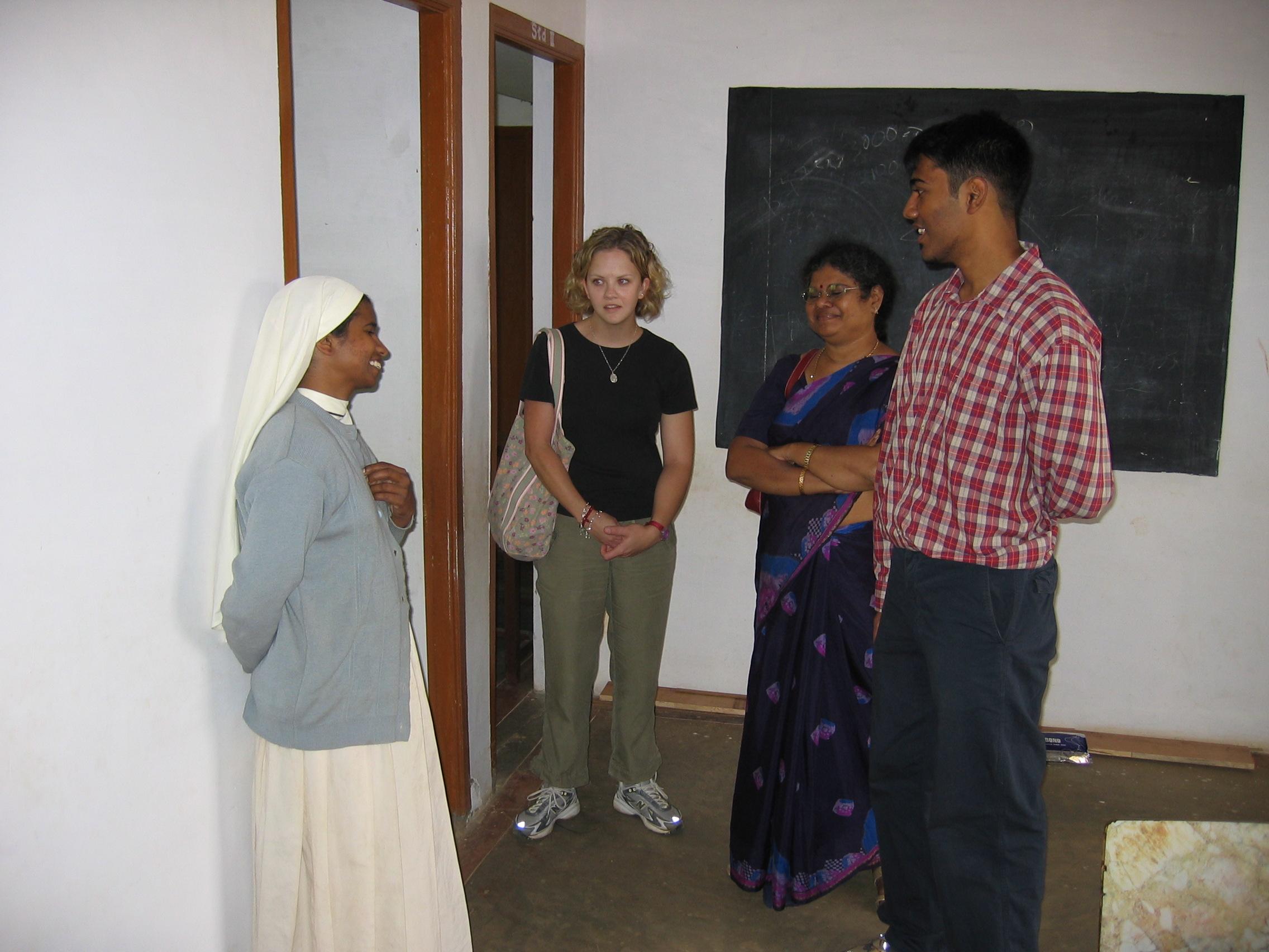 volunteering in bangalore india