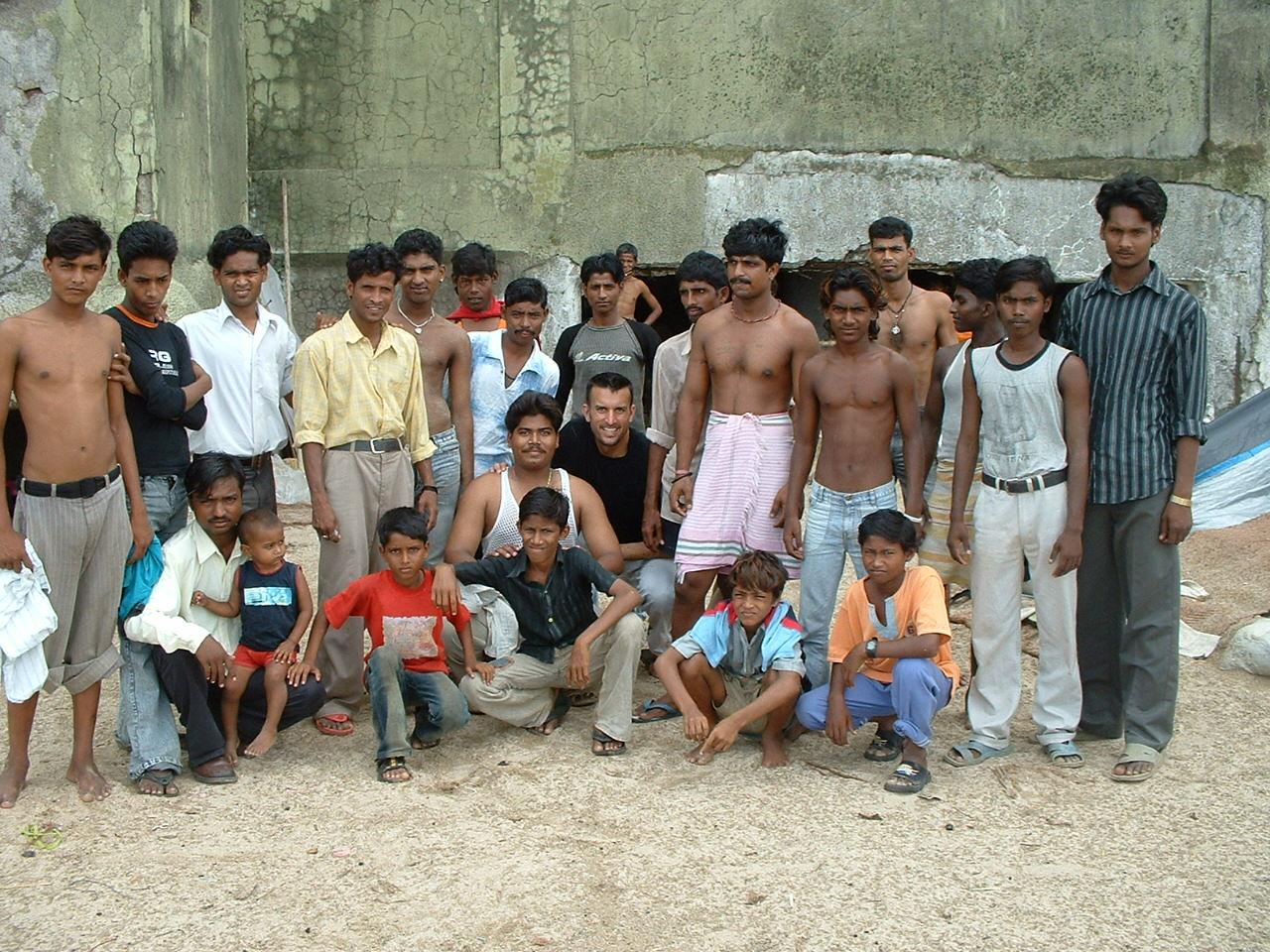 Mike Reeder India Volunteer Group