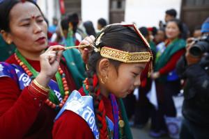 Tamu Lhosar Festival in Nepal