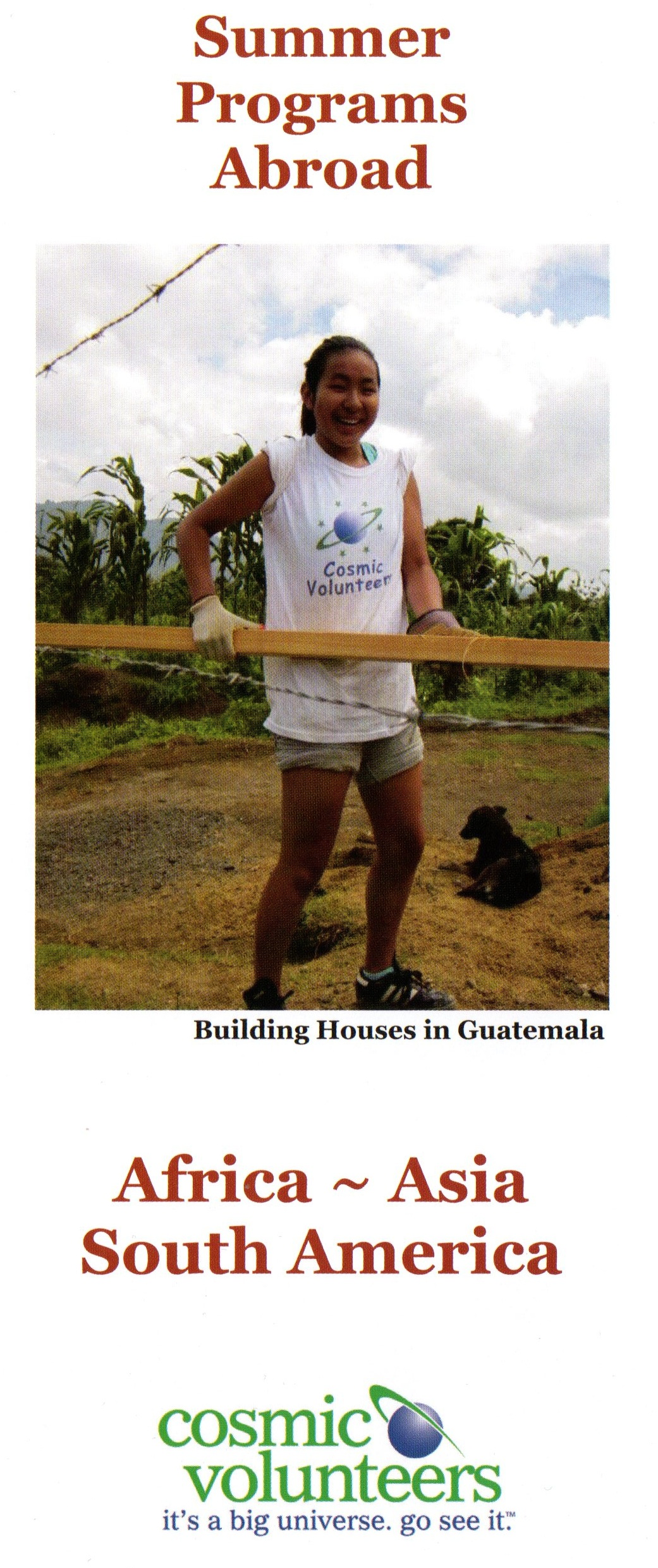 Volunteer to Build Houses in Latin America