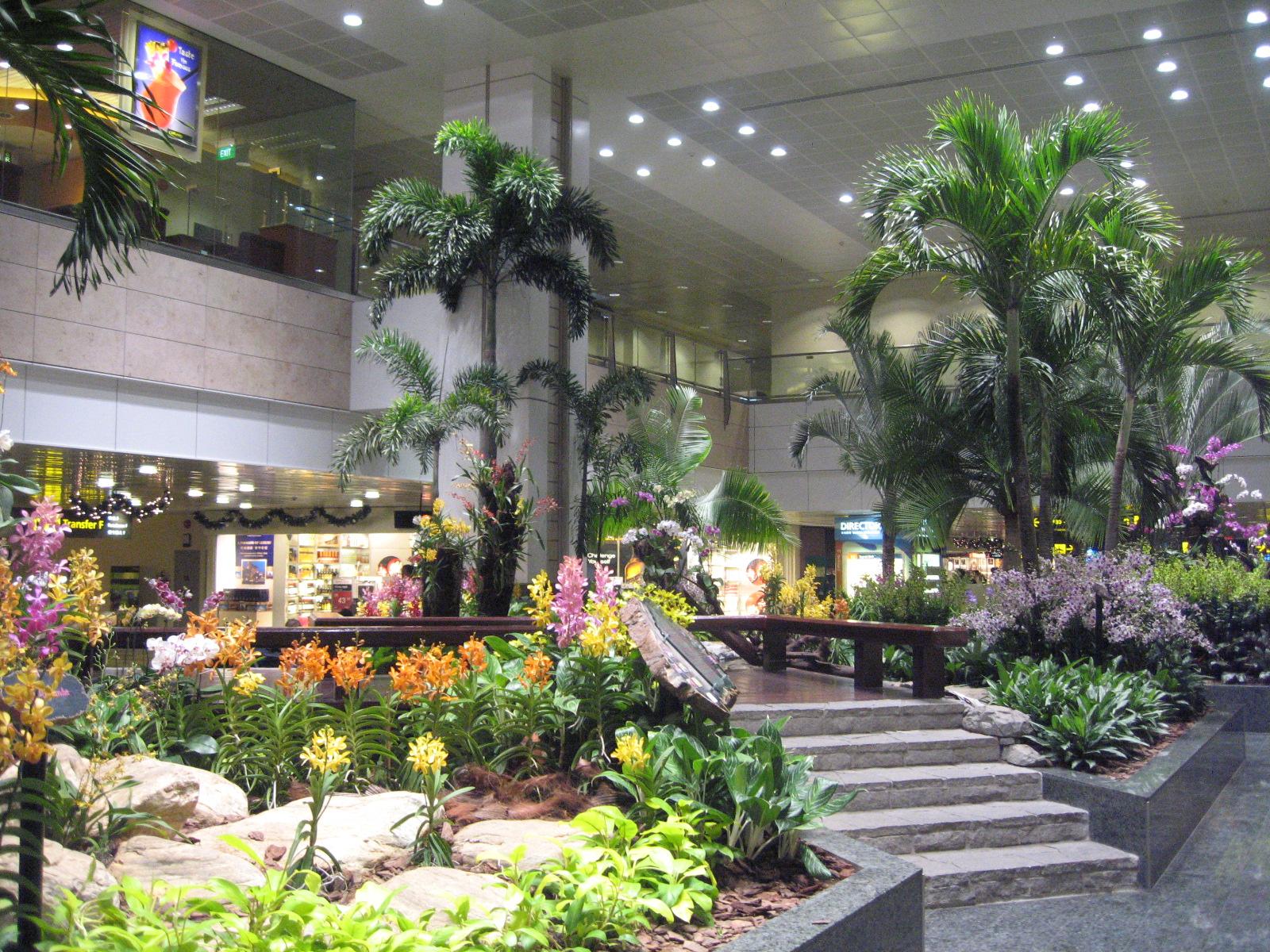 Changi Airport Garden