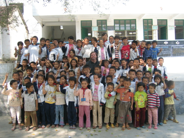China Teaching Mashan Group Photo