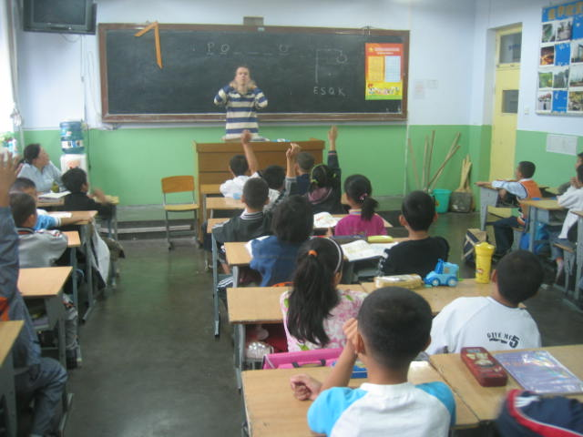 China Teaching Yantai ESL