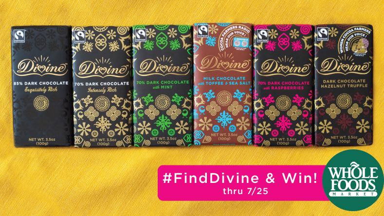 Divine Chocolate Ghana