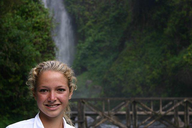 Ecuador Journalism Internship Adrienne Spohr at Park