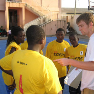 Coaching and Sports Projects Abroad