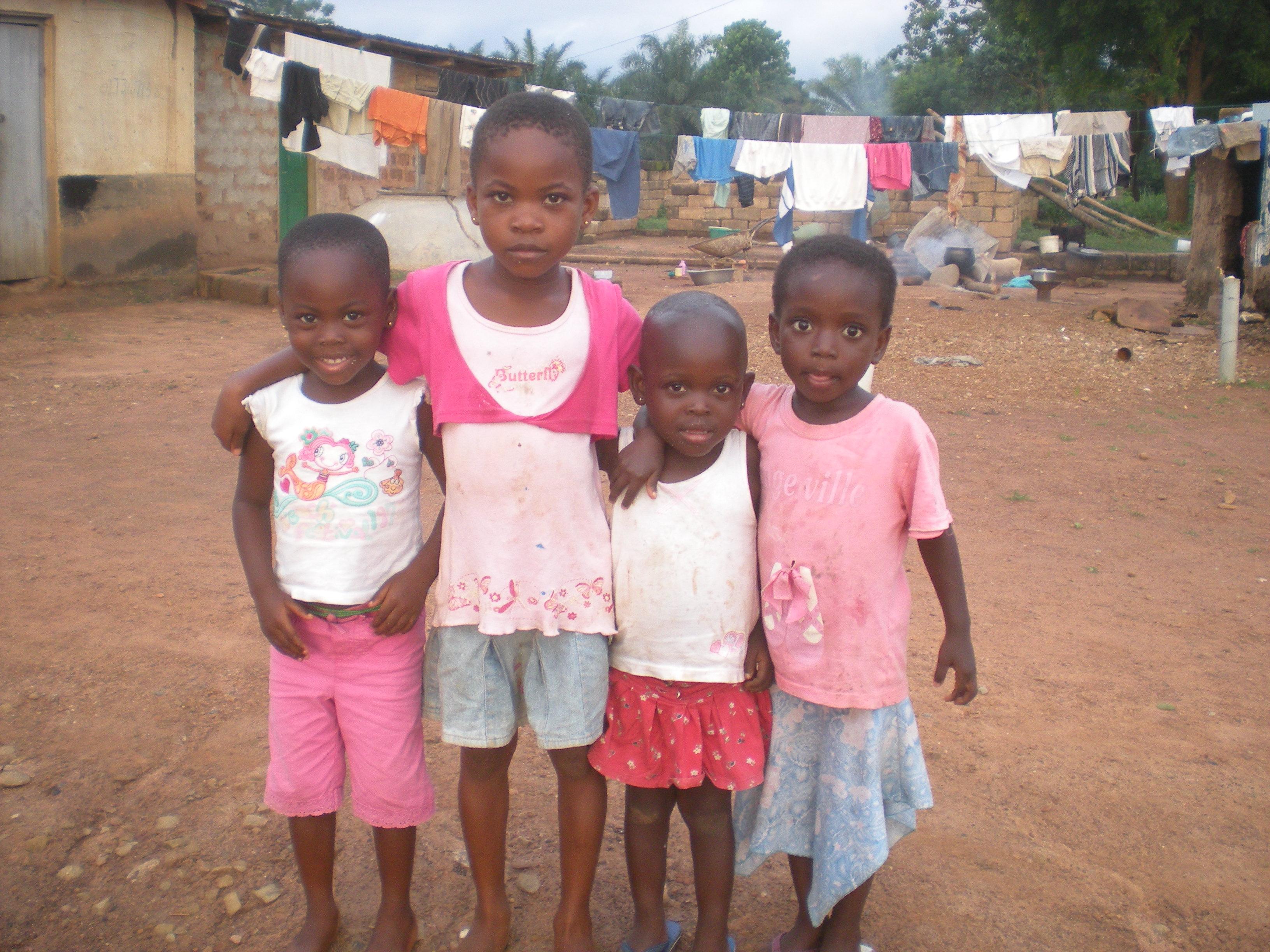 Places to Volunteer in Ghana
