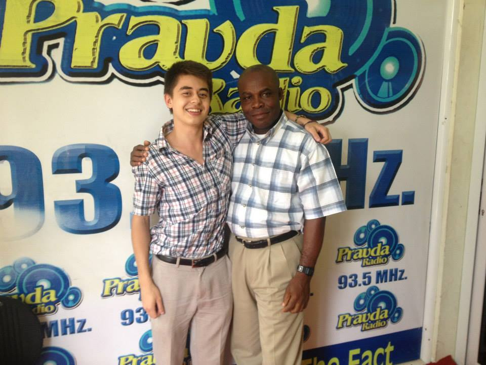 Ghana Journalism Internship Pravda Radio