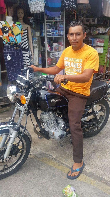 Guatemala Motorbike Monterrico