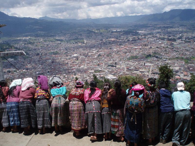 Guatemala Volunteer Quetzaltenango City