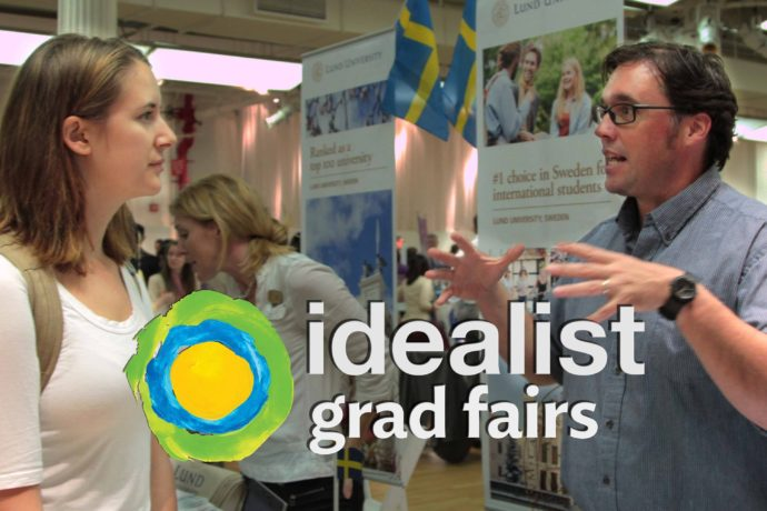 Idealist Grad School Fair