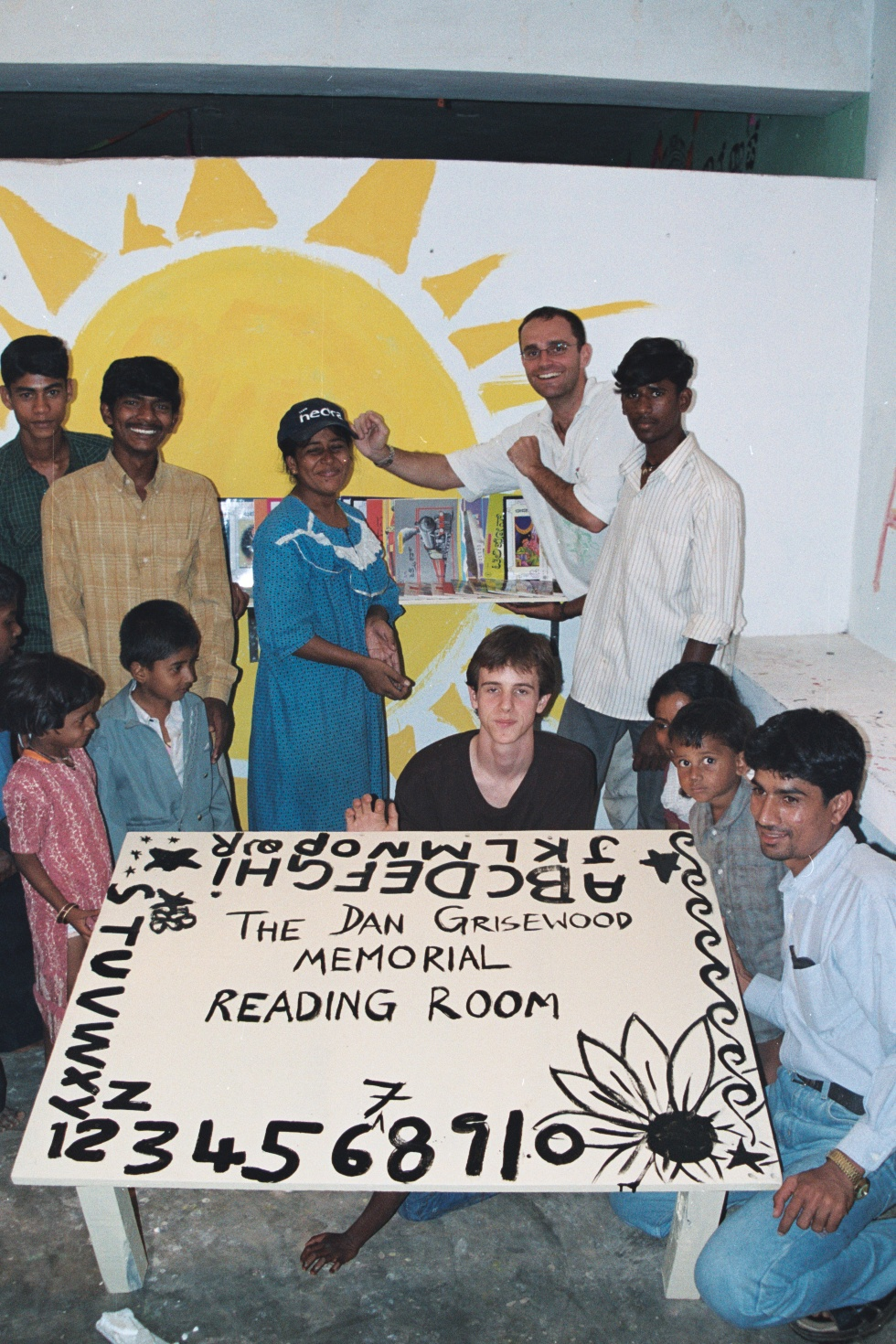 Kengeri School - Dedication - Volunteering Bangalore India