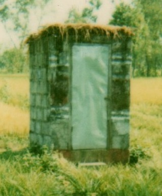 Nepal Outhouse