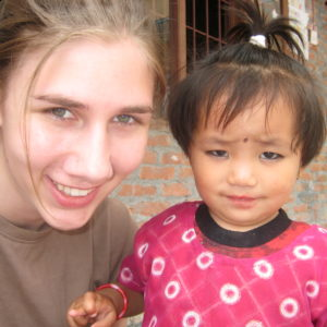 Teaching in Nepal
