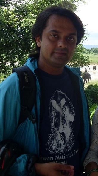 Nepal Volunteer Niraj Dhakal