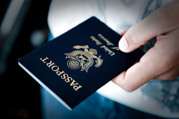Passport when Volunteering Abroad