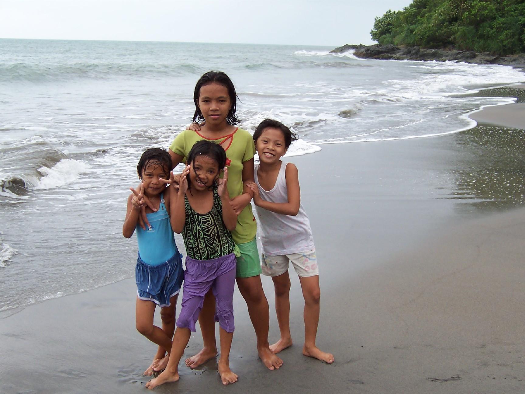 Philippines Kathryn Kirk Beach