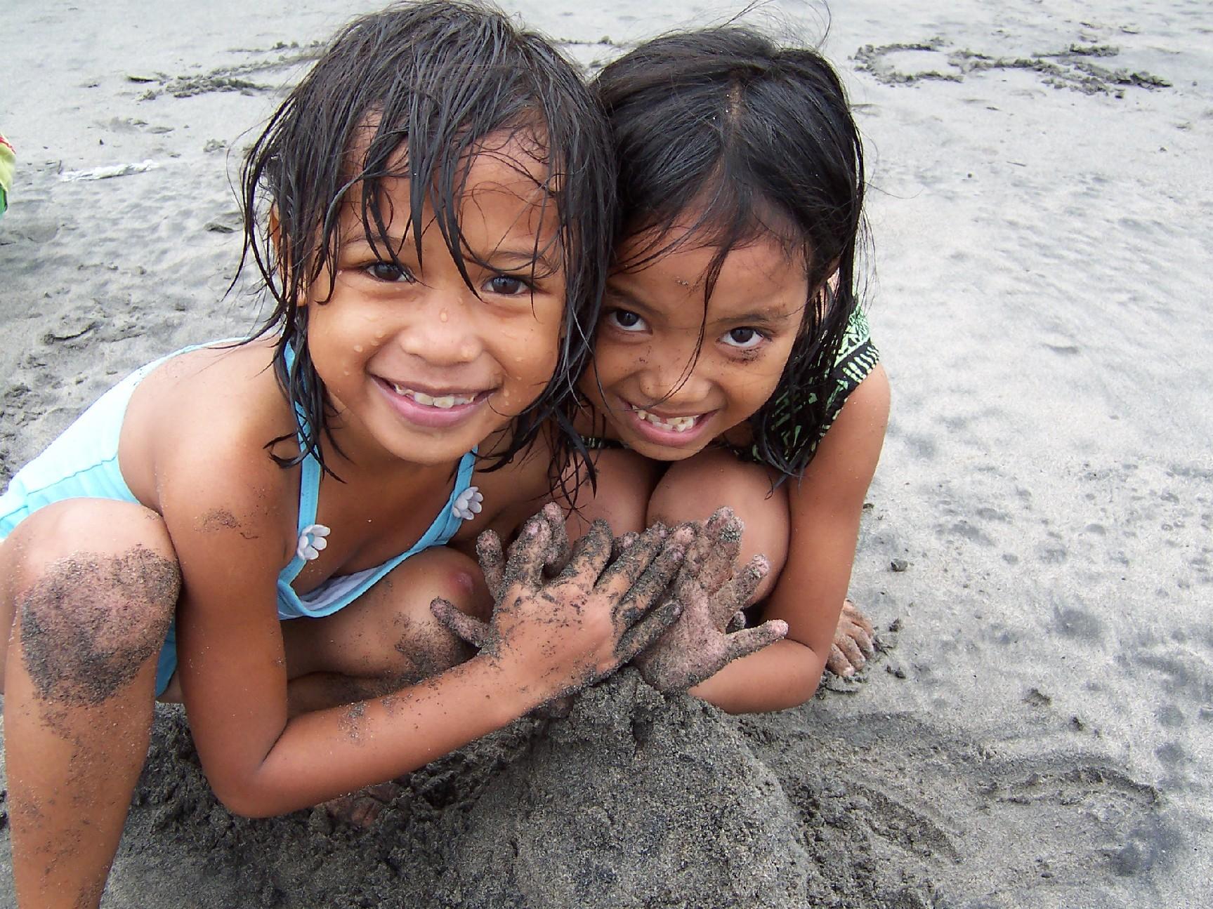 Philippines Kathryn Kirk Smiles