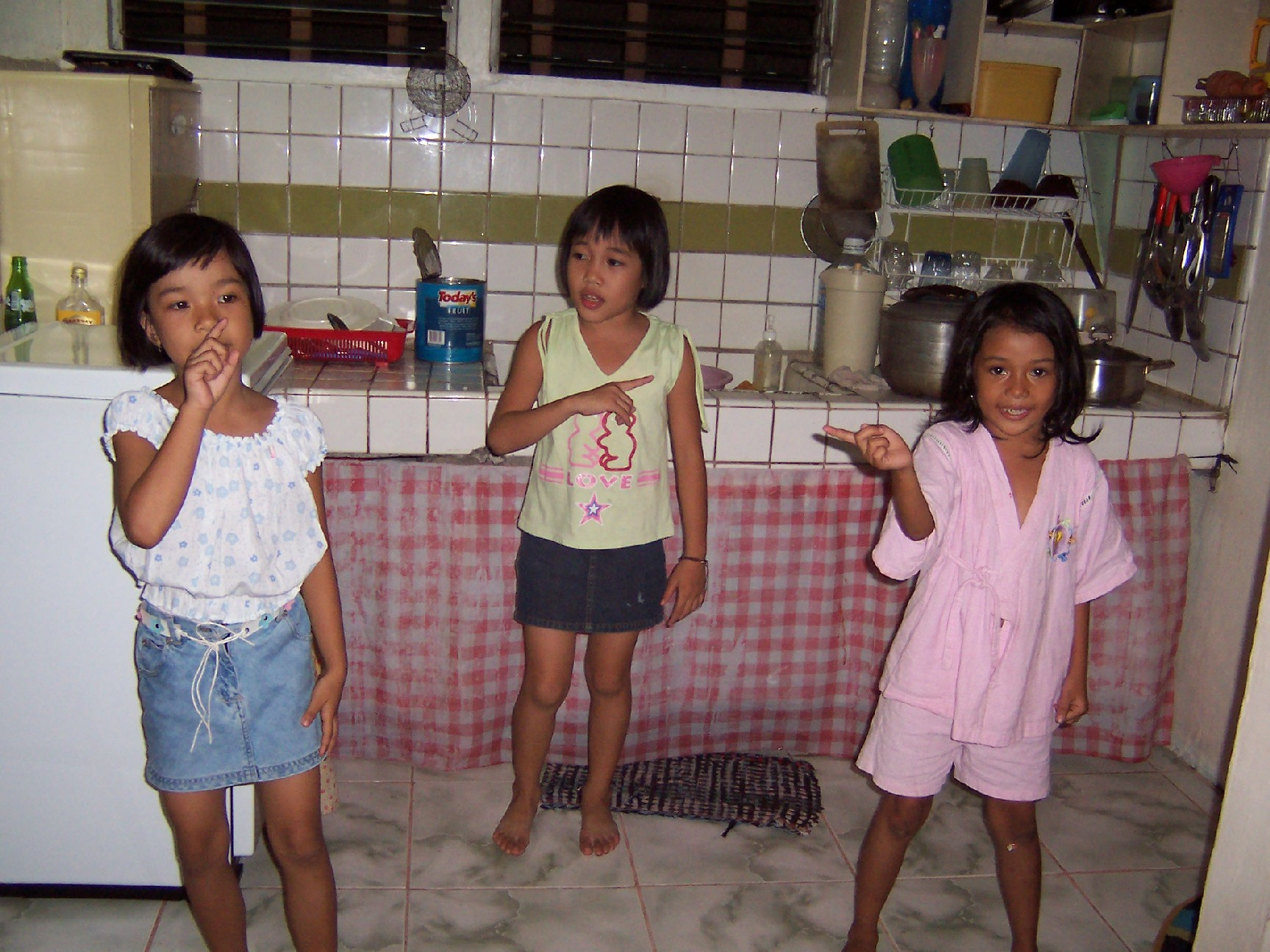 Philippines Kathryn Kirk Kids