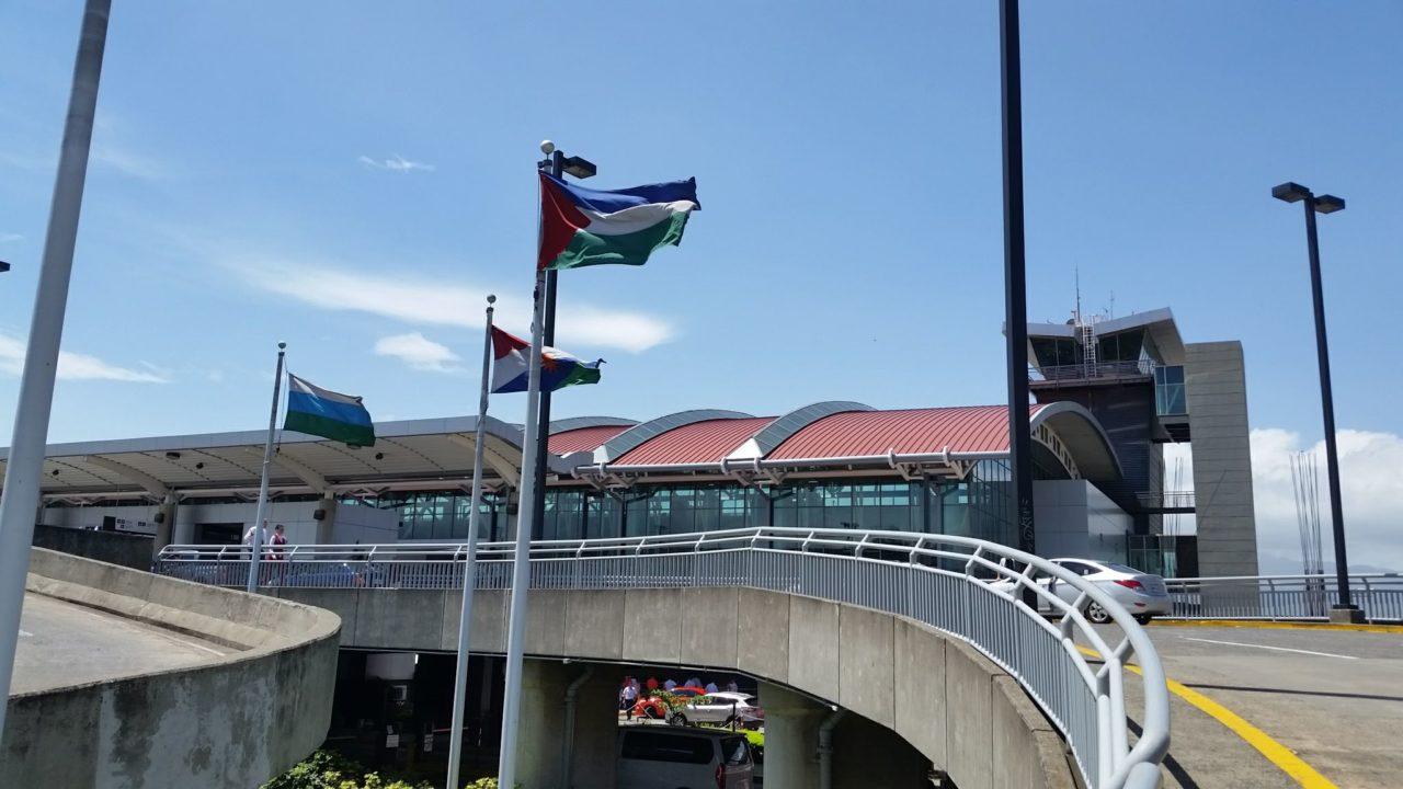 Airport Ramp Costa Rica