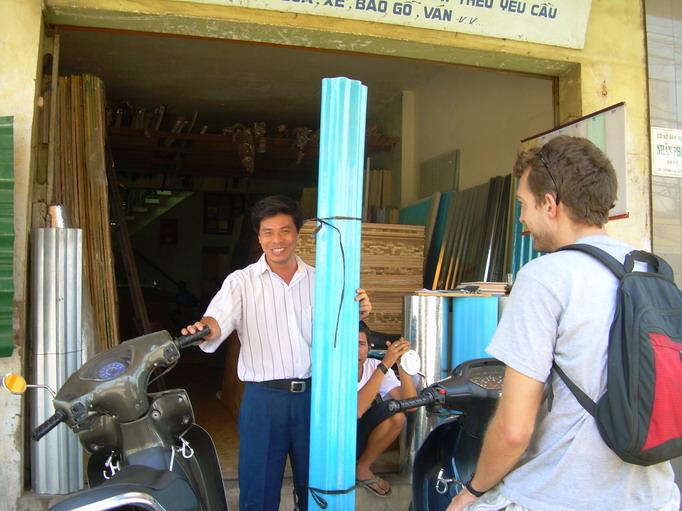 Vietnam Volunteers Norman Kirby Ankur Agrawal Shop