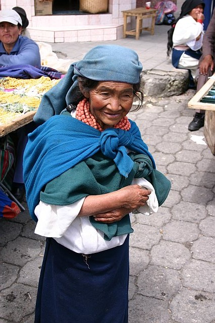Volunteer Ecuador Otavalo Market