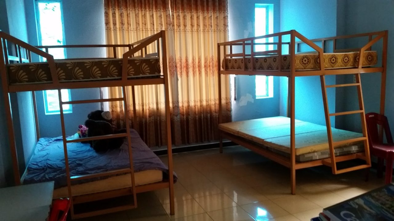 Volunteer House Da Nang Bedroom