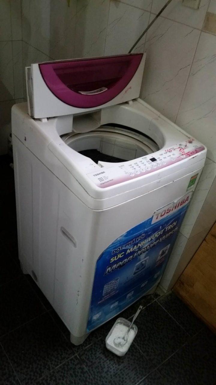 Volunteer House Da Nang Laundry