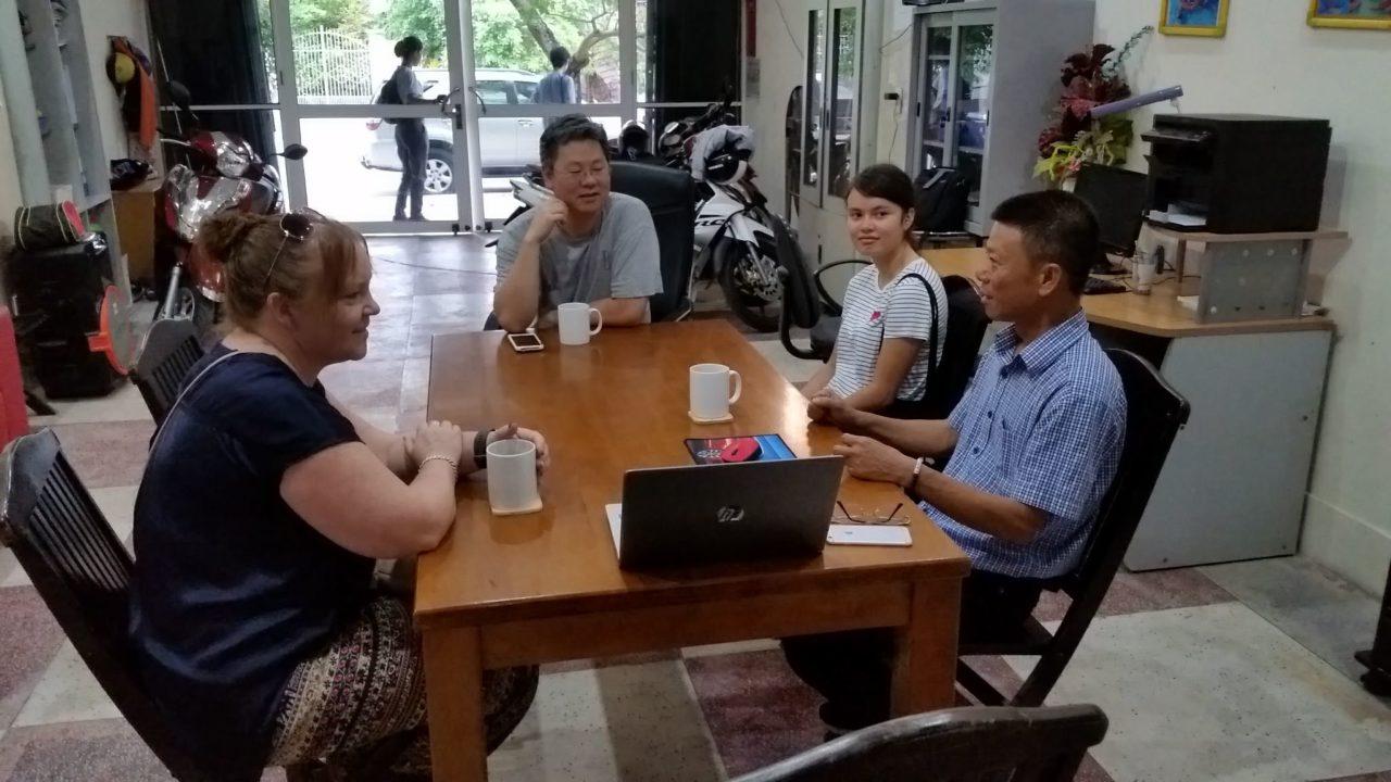 Volunteer House Da Nang Orientation
